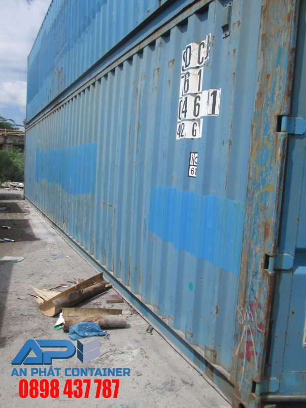 Container kho 40 feet cho thuê