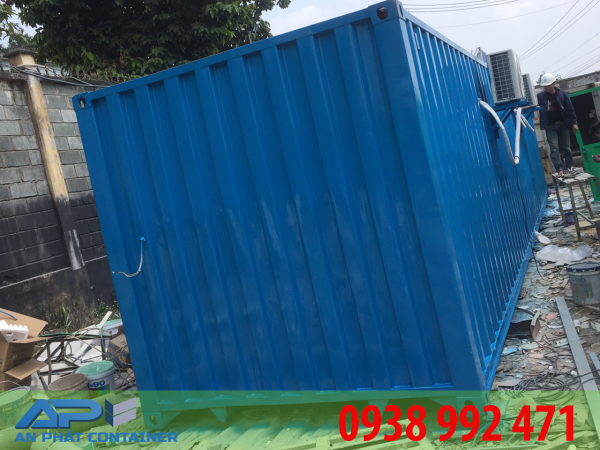 container 40 feet văn phòng