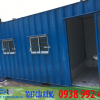container van phong 20f co toilet