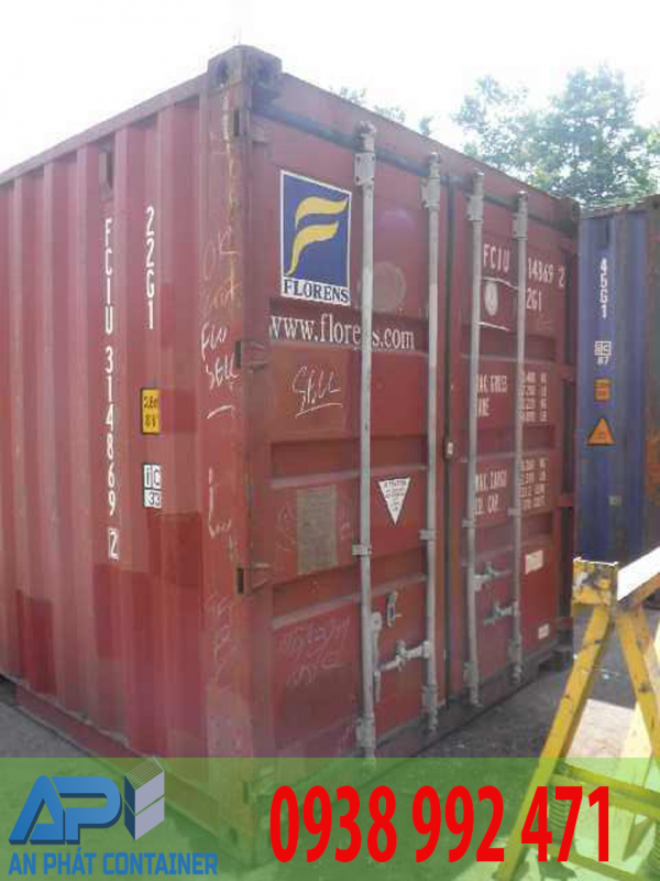 cua container 20 feet