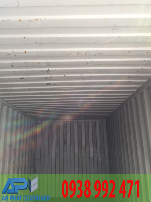 container kho 20 feet.