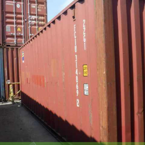 vach container 20 feet