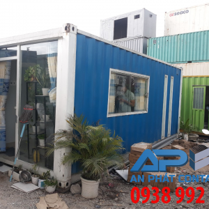 cho thue container van phong 20 feet