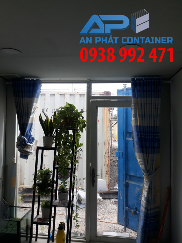 container 20 feet kinh dac biet