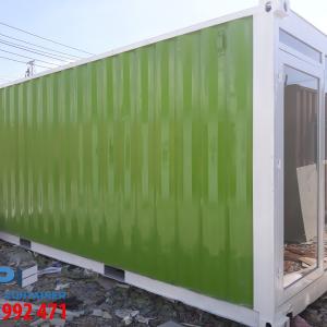 container van phong 20 feet kinh