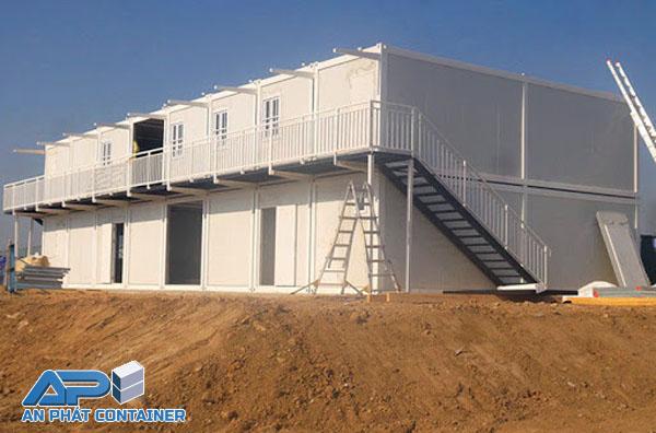 Container văn phòng lắp ghép 20 feet